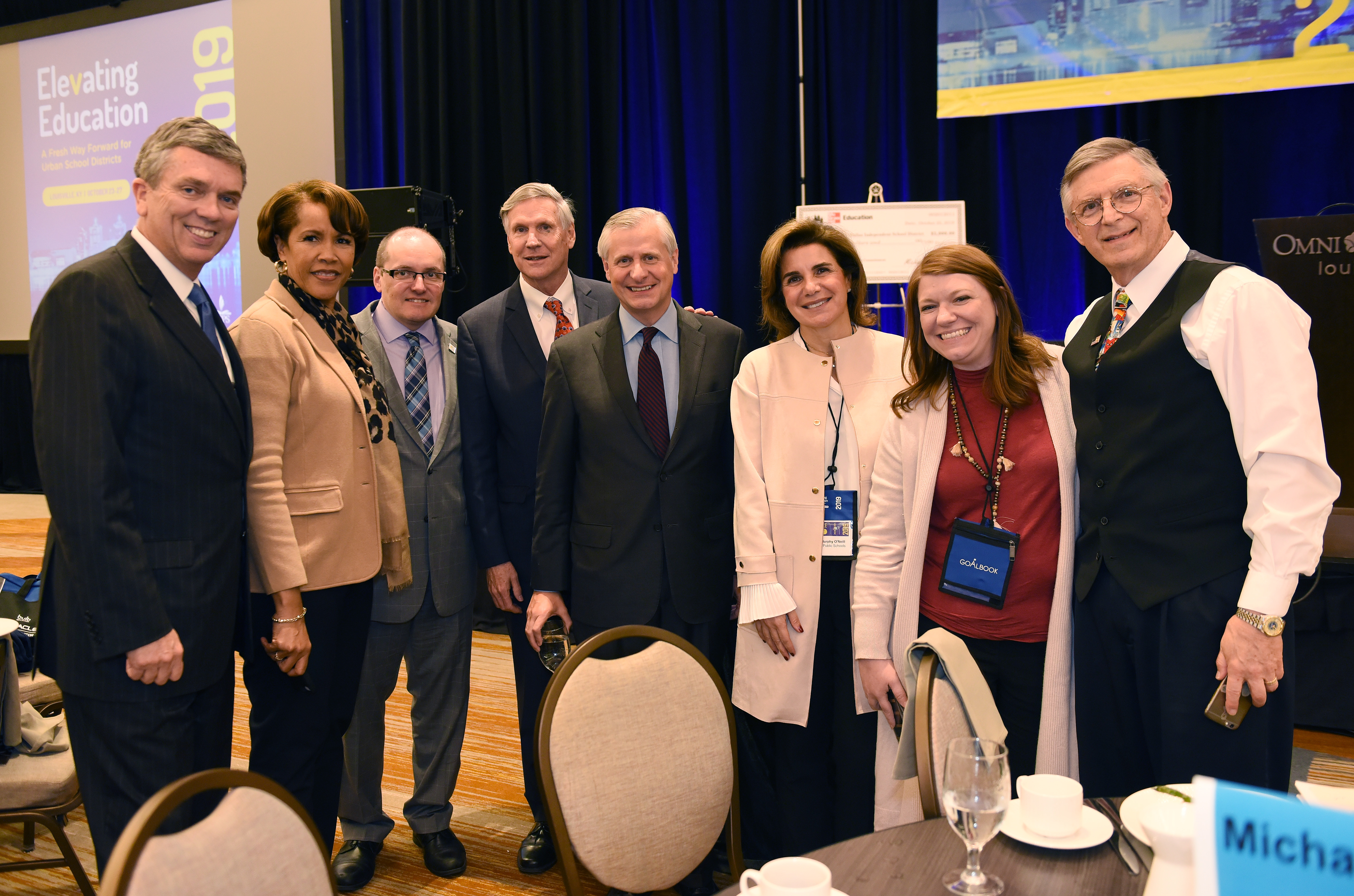 Executive Committe with Author and Presidential Historian Jon Meacham