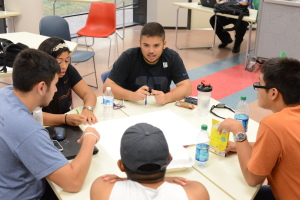 Austin Mentorship Program Helps Latino Male High School Students Rethink Education