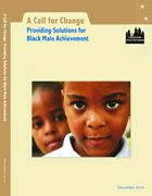 CGCS ebook: A Call for Change: Providing Solutions for Black Male Achievement