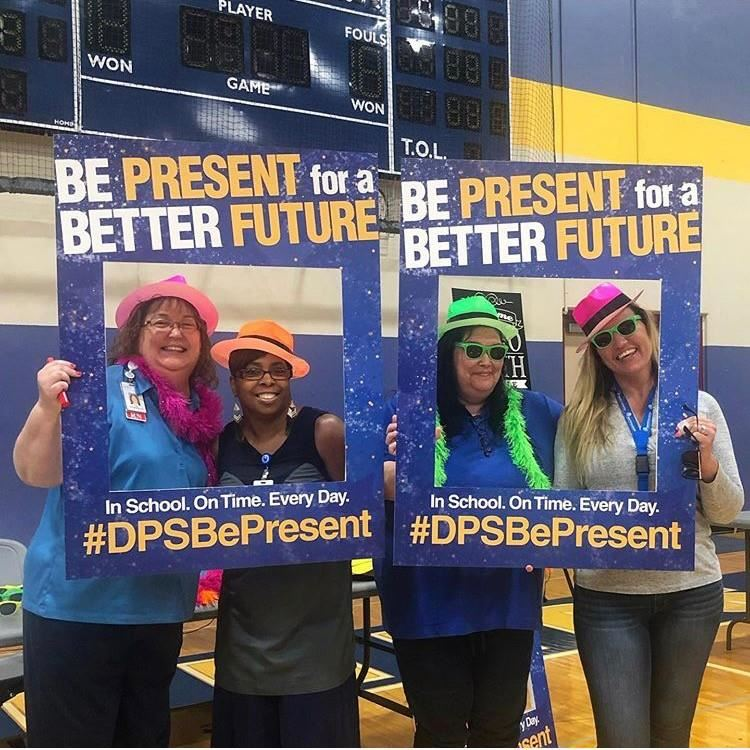 "Dayton Public Schools launches ""Be Present for a Better Future"" attendance campaign"