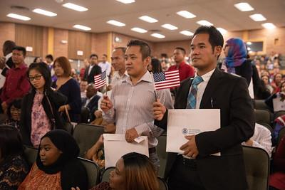 Newest U.S. citizens
