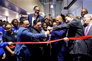 NYC Opens State-of-the-Art STEAM School