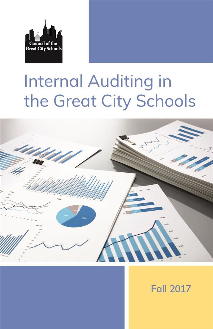 Internal Auditing in the Great City Schools