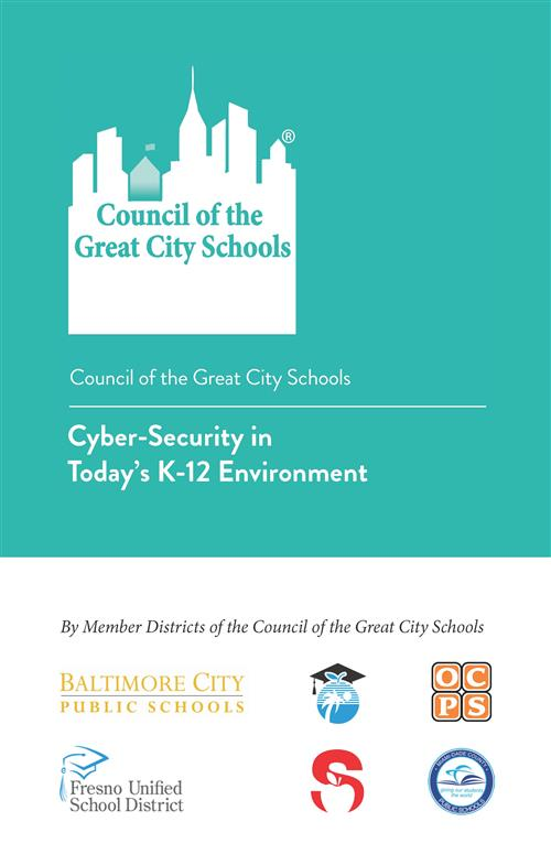 Cyber-Security in Today's K-12 Environment