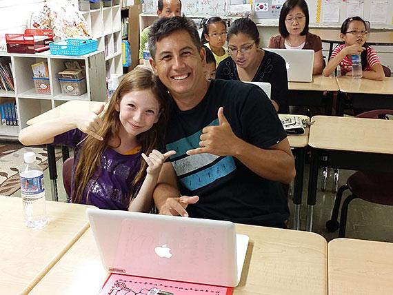 Smarter Balanced Parent Night in Hawaii Schools