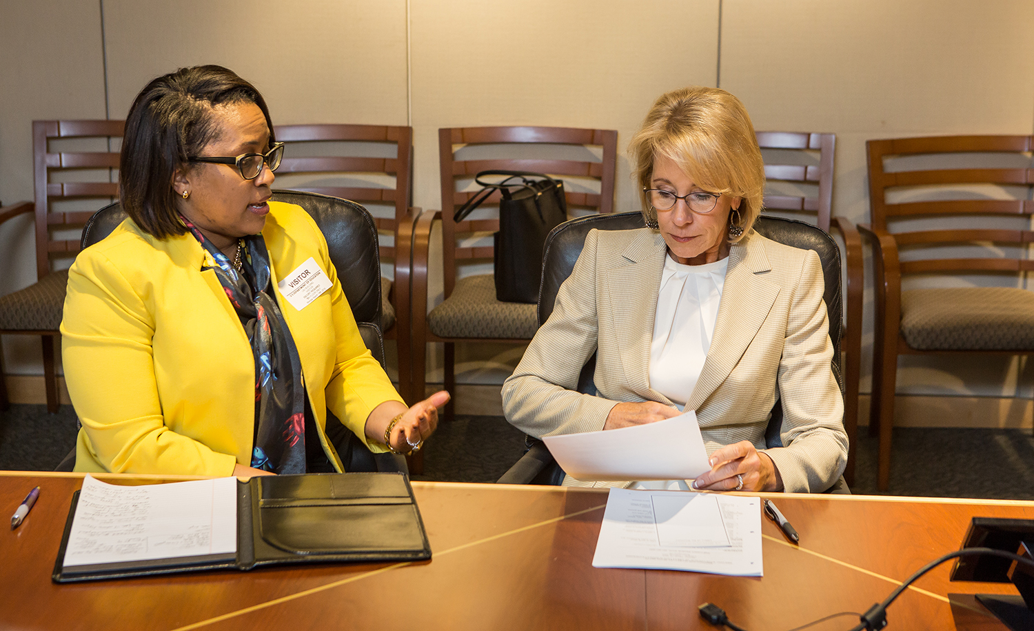 62nd Annual Fall Conference · Council Chair Meets With Education Secretary  To Discuss School Shootings ...